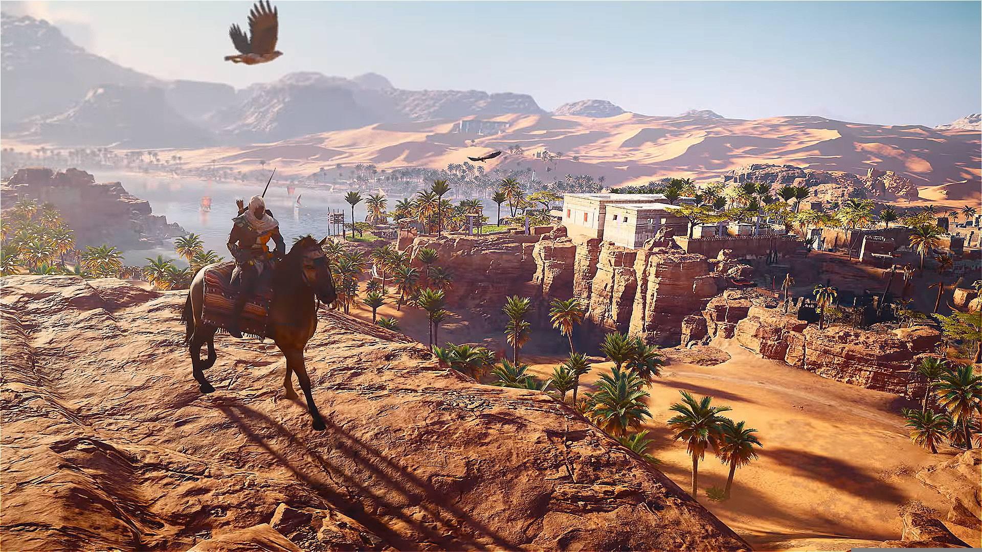 Amazing Assassins Creed Origins Wallpaper Hd