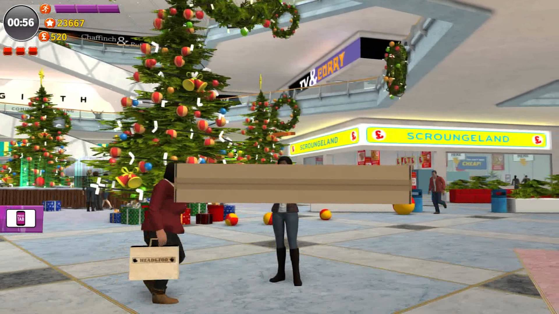 Christmas Shopping Simulator.Christmas Shopping Simulator Review