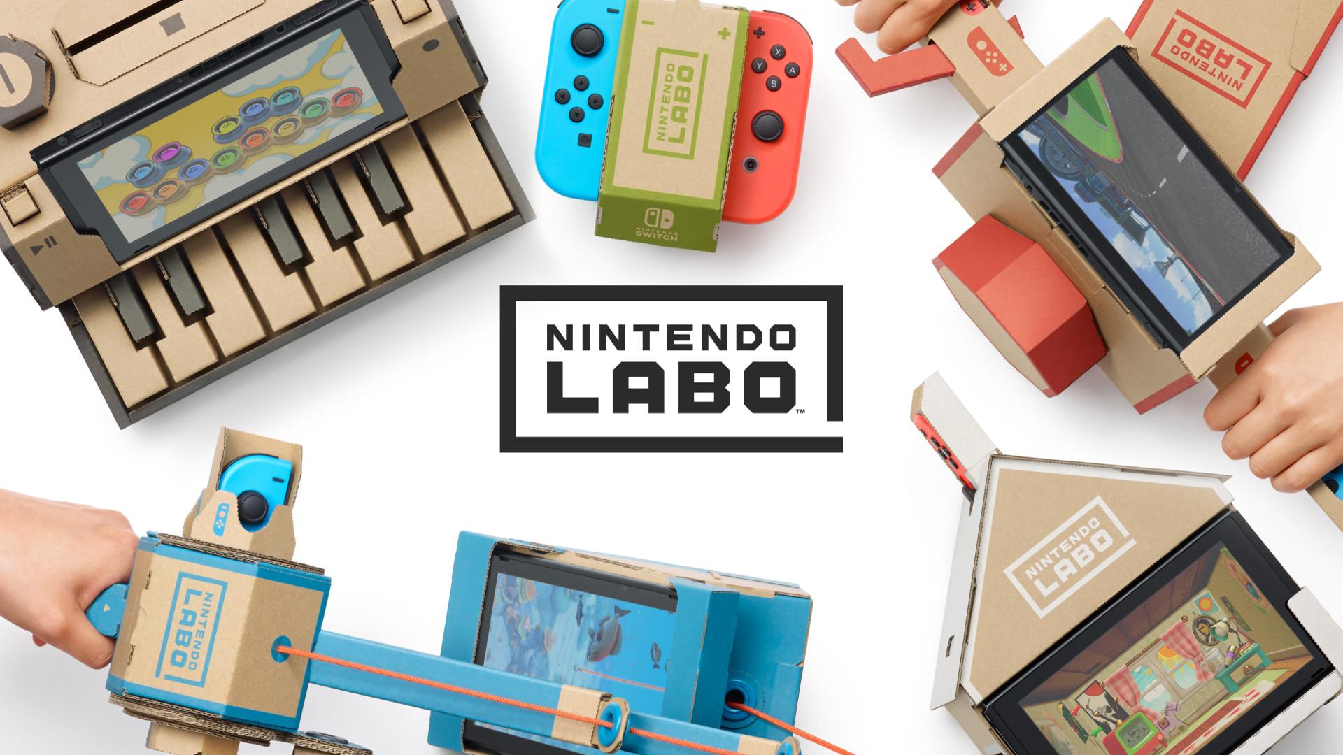 Image result for Nintendo Labo 1920x1080