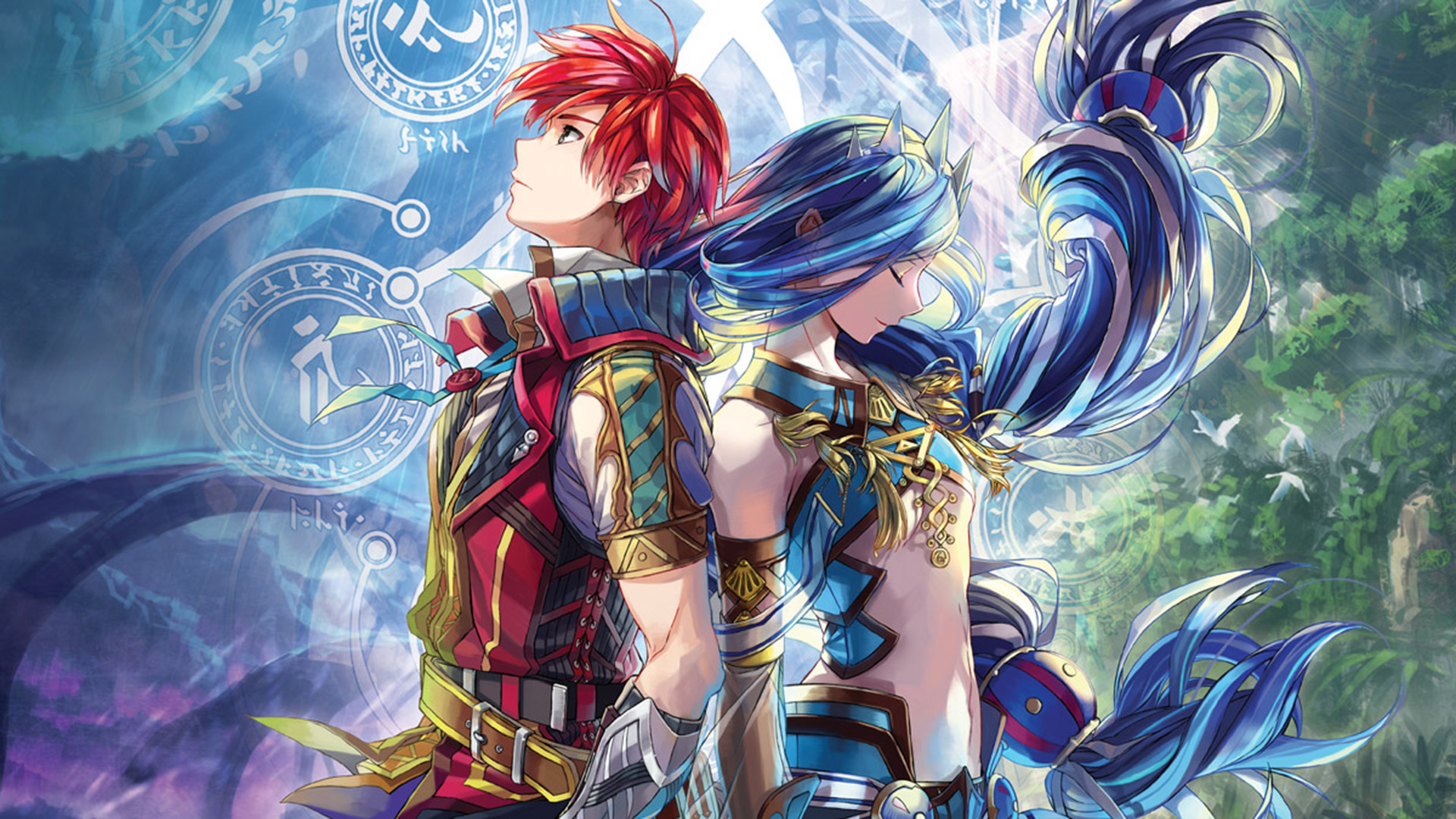 Ys Viii Lacrimosa Of Dana Wallpaper 01 1920x1080