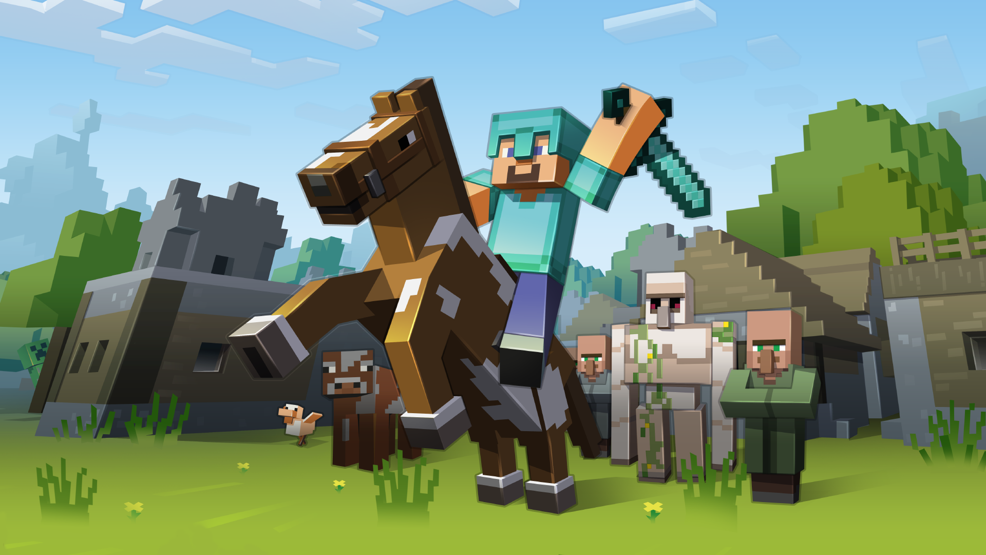 Minecraft 1 14 4 Java Patch Available Now