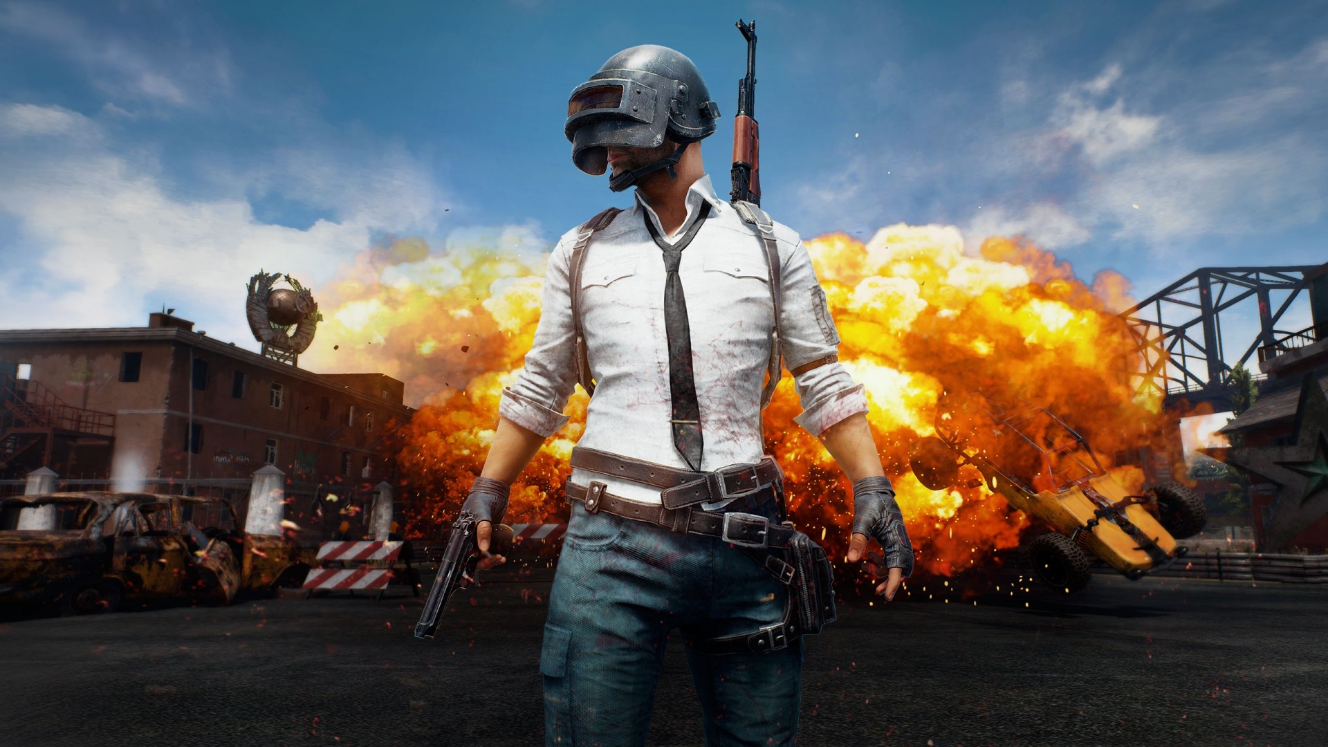 Pubg Adds Flare Guns For A Limited Time