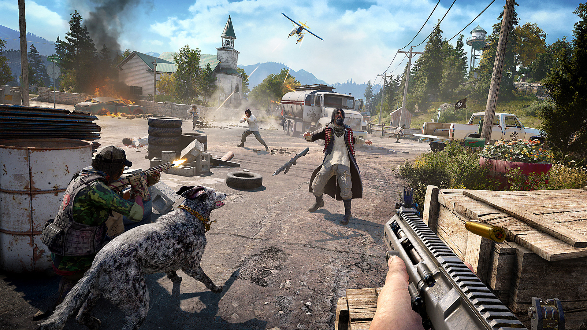 Far Cry 5 Hours Of Darkness Dlc