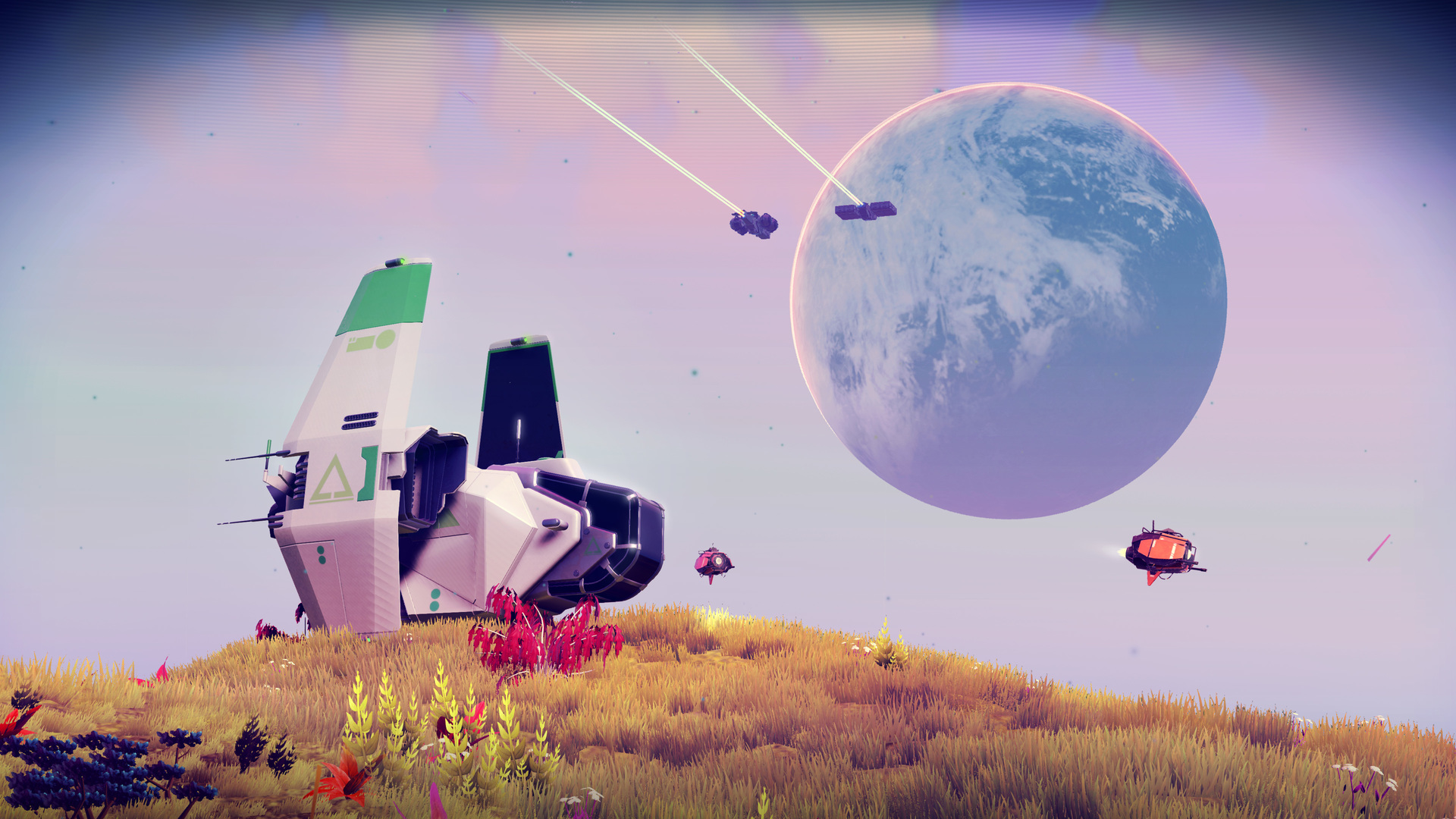 No Man S Sky Beyond Adds Vr Revamps Multiplayer