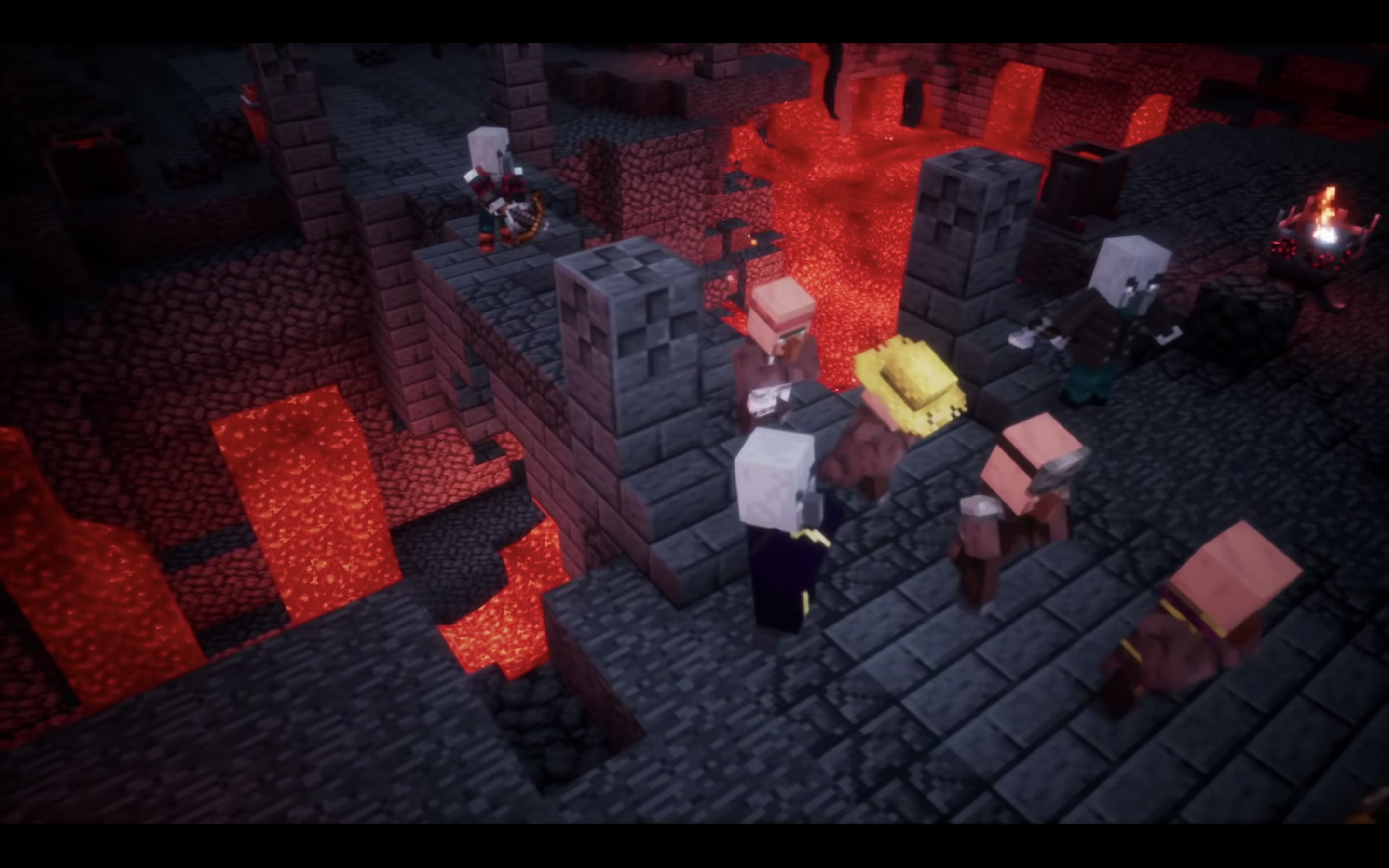 Mojang Announce Their Latest Game Minecraft Dungeons