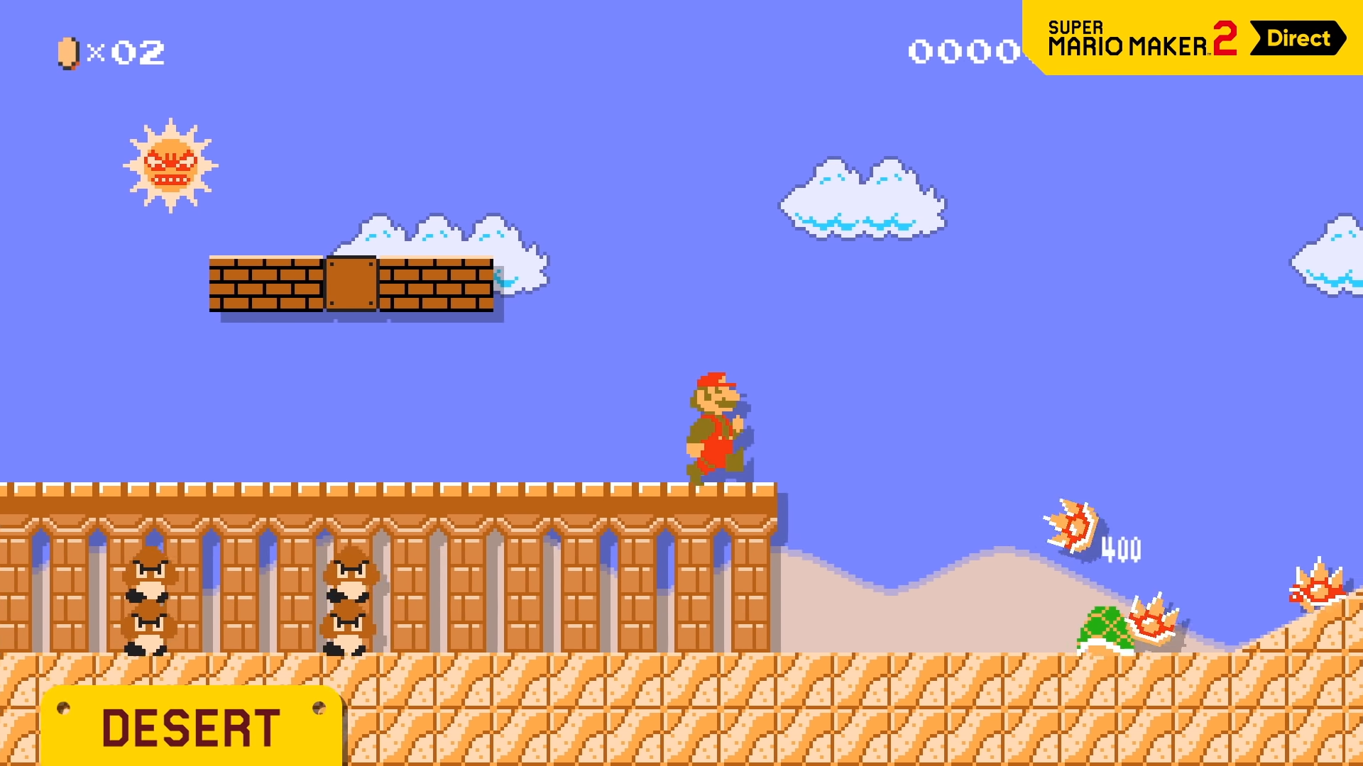 Super Mario Maker 2 Nintendo Reveals Story Mode And More